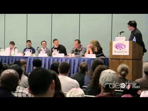 Hip-Hop And Comics: Cultures Combining (WonderCon Anaheim, March 30, 2013)