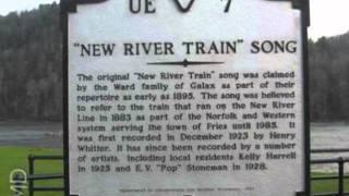 Raffi- New River Train