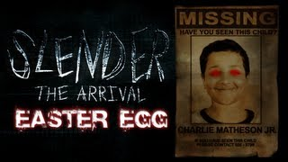 Slender: The Arrival Easter Egg | SUPER ...