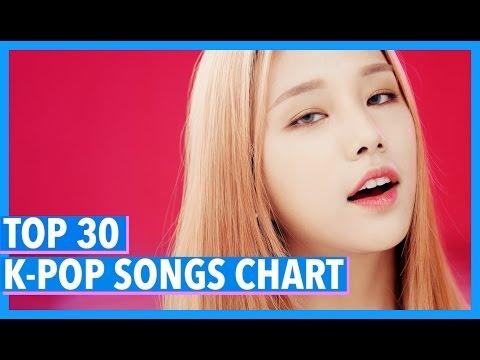 K-VILLE'S [TOP 30] K-POP SONGS CHART - APRIL 2017 (WEEK 3)