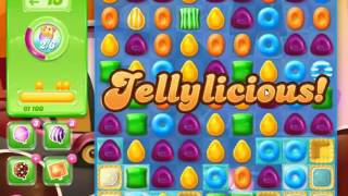 Candy Crush Jelly Saga Level 381 - NO BOOSTERS