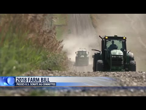 Senate Ag Committee passes its version of the Farm Bill