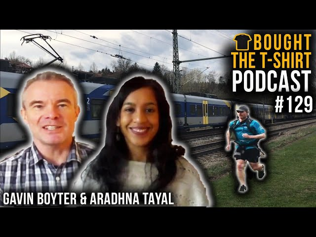 COMMANDO Mindset Vs ULTRA | Gavin Boyter & Aradhna Tayal Talk Running With Royal Marine Chris Thrall