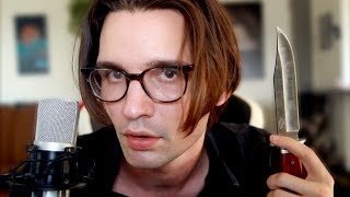 Serial Killer Victim Role Play ASMR (Part 2) | IamCyr