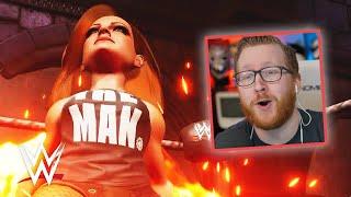 NEW WWE GAME!! WWE 2K Battlegrounds (Arcade Inspired Game)