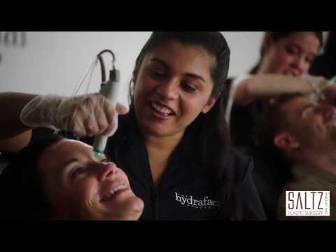 Hydrafacial Promo | Saltz Plastic Surgery