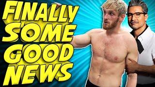Logan Paul vs Mayweather PLUS Hot Colonel Sanders is BACK!!