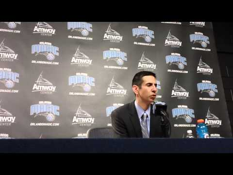 James Borrego Miami Heat Postgame Interview