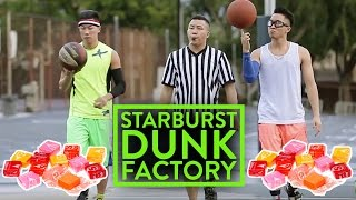 THE STARBURST DUNK FACTORY