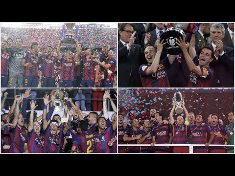 #C4mpions - League, Copa del Rey, Champions and European Super Cup