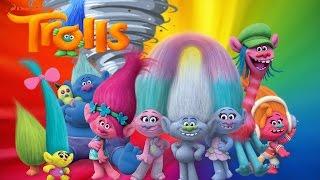 ТРОЛЛИ 2016 +Конкурс Спасаем Троллей из мультика Trolls  DreamWorks Мультики Новинки 2016