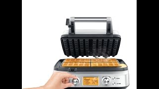 The Best Waffle Maker - The Smart Waffle by Breville  - Designers Comments