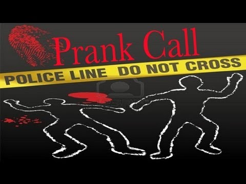 The Murder Scene Call