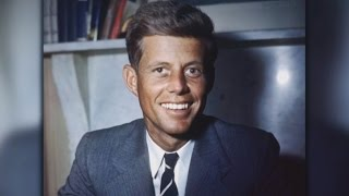 Young JFK's diary reveals his fascination with Adolf Hitler