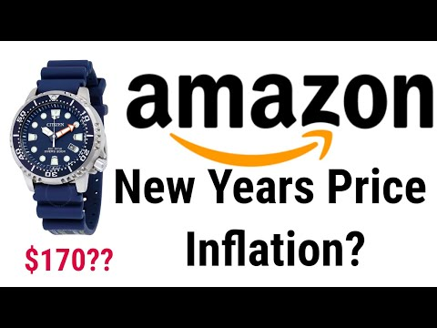 PSA: Amazon Watches End of Year Price Increases? | Don't Buy Now