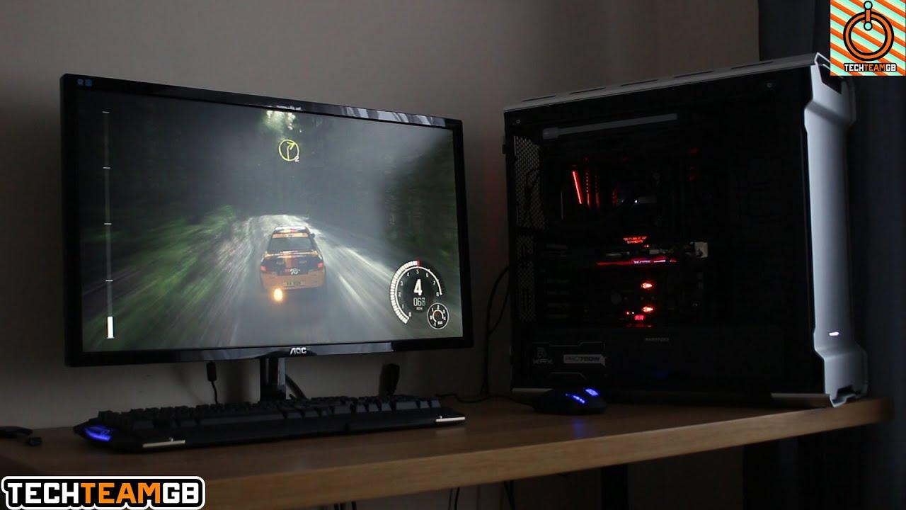 AOC U2879VF 4K Freesync Monitor Review