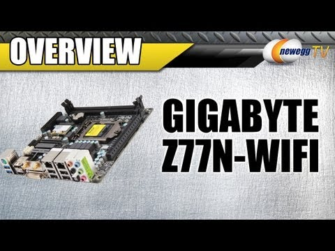 DRIVERS: GIGABYTE GA-Z77N-WIFI INTEL WLAN
