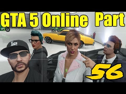 The FGN Crew Plays: Grand Theft Auto 5 Online #56 - Offshore Assets (PC)