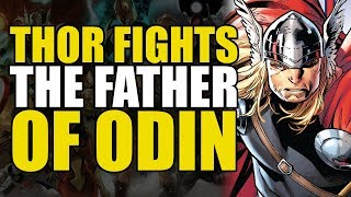 Thor Fights Odin's Father: Thor Victory | Comics Explained
