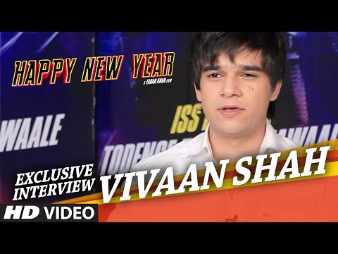 Exclusive: Vivaan Shah Interview   Happy New Year