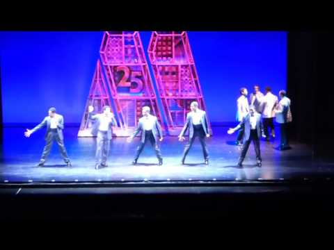 Motown the Musical - The life and Legacy of Berry Gordy - 2015
