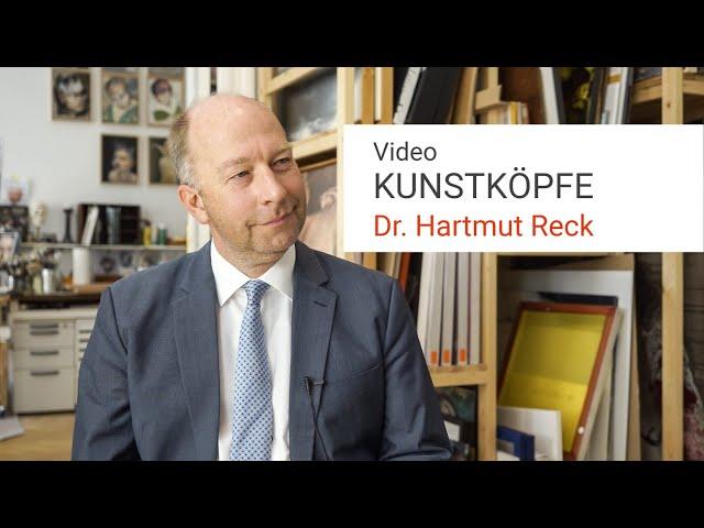 Kunstköpfe - Dr. Hartmut Reck - Kunst kaufen, nicht Dekoration sammeln