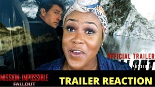 Mission Impossible Fallout Official Trailer Reaction