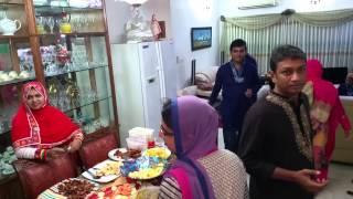 Iftar Party, Shabuj & Shikha's house, Banani, Dhaka