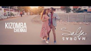Kizomba in Chennai | Moré moré - Badoxa | Arun S Pauer & Sneha Vakkala | Makka