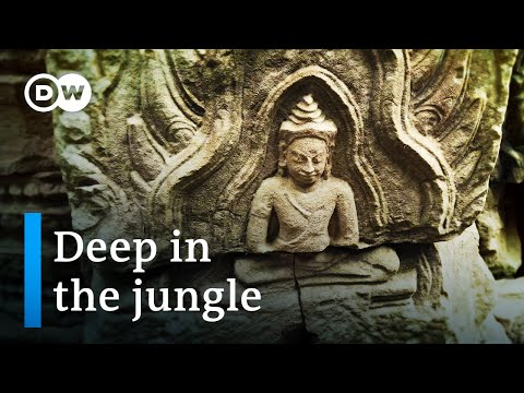 Cambodia: The forgotten temple of Banteay Chhmar | DW Documentary