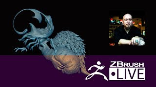T.S. Wittelsbach - Sculpting, Printing & ZBrush 4R8 - Episode 6