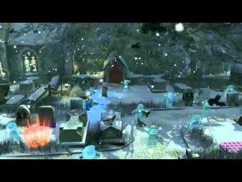 клип майкла джексона кладбище
