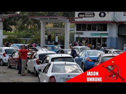 Cuba Denounces New US Energy Sanctions