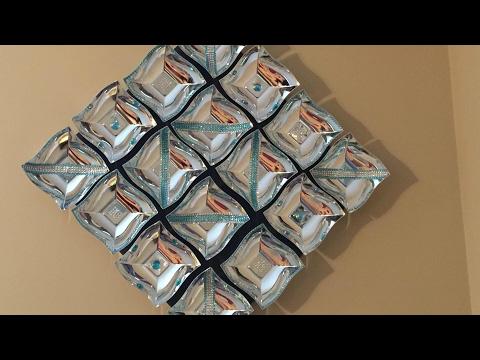 Modern DIY Wall Art Decor | Dollar Tree Inspired