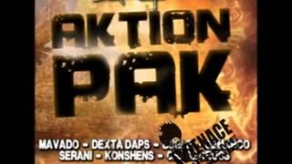 ACTION PAK RIDDIM MIX - KURRUPT MIX (MENACE SUPREME SOUNDS)