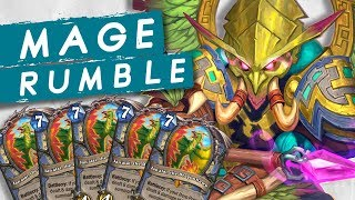 MAGE RUMBLE RUN! Quintuple Jan