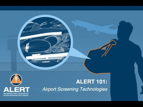 ALERT 101: Airport Screening Technologies