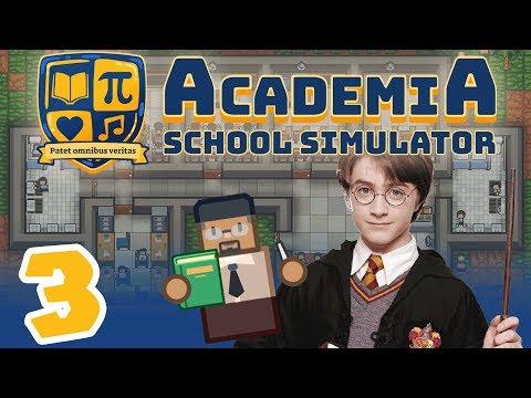 Academia: School Simulator - 3 - Cafeteria Expansion