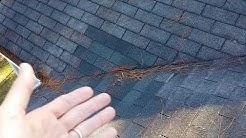 Roofing University: Proper Valley Repair?