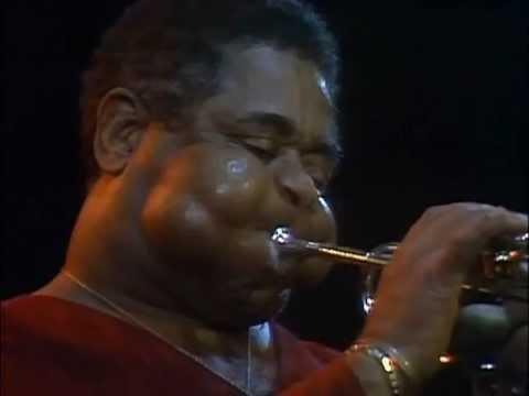 Dizzy Gillespie - A Night In Tunisia Live 81