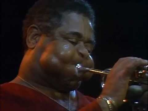 Dizzy Gillespie - A Night In Tunisia Live 81