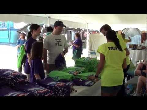 Chittenden County Vermont Relay for Life Wrap Up 2012