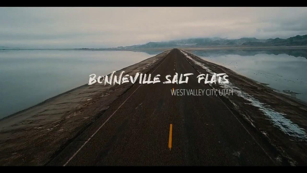 BONNEVILLE SALT FLATS, WEST VALLEY CITY, UTAH