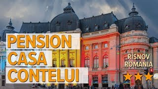 Pension Casa Contelui hotel review | Hotels in Risnov | Romanian Hotels