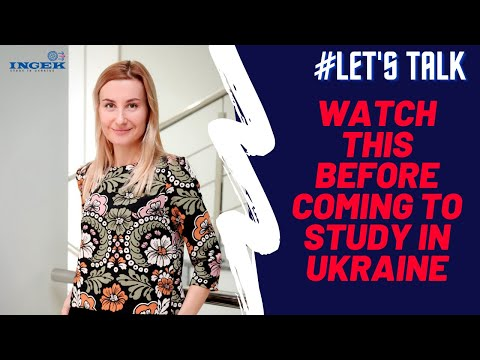 WATCH THIS BEFORE COMING TO STUDY IN UKRAINE. Everything about EDUCATION IN UKRAINE!