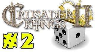 Crusader Kings II: Holy Fury - RANDOM WORLD - Episode 2