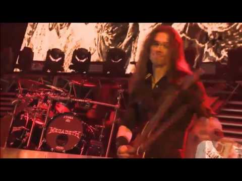 Megadeth - Post American World [Live At Buenos Aires 2016]