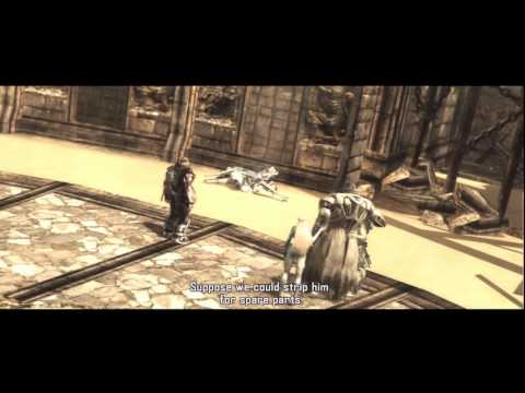 Anarchy Reigns - Red Side, Ending and Credits