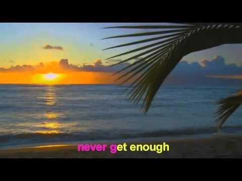 I'll Never get enough of you Karaoke(Air Supply)