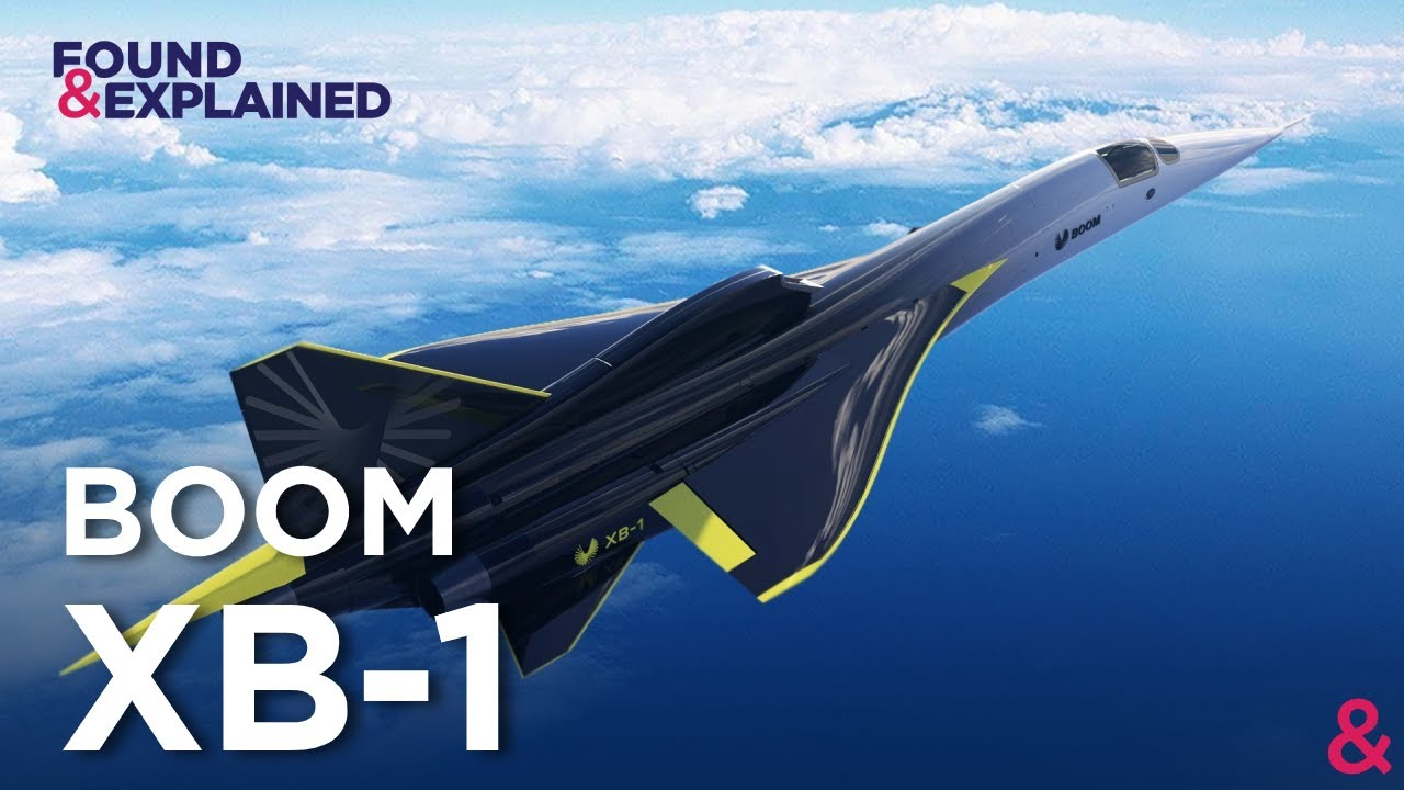 Download Boom XB-1 Rollout & The Boom Overture - What Happens Next For The Concorde 2.0?